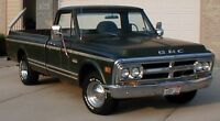Wanted: 68-72 gmc
