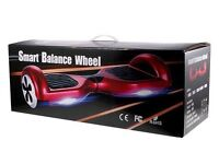 SEGWAY SMART BALANCE WHEEL || HOVERBOARD || U.K APPROVED AND CERTIFIED || FREE CARRY CASE