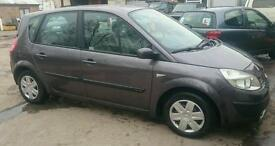 **REDUCED** Renault Scenic 1.6 Automatic