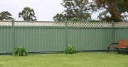 """Fencing """"Colorbond"""" Privacy & Breezeway Maryborough Fraser Coast Preview"""