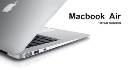 ALL apple Macbook laptop water damage repair(no matter what year)