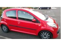 Citroen c1 red for sale