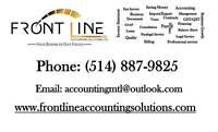 Tax Services - Govt re-assessment GST QST Reports ®