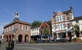 Prime Shop Space to rent in Reigate , Surrey .Reatail property.