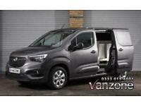 2021 Vauxhall Combo Combo L2 Edition 2300 1.5 100ps Turbo D S/S Van Diesel Manua