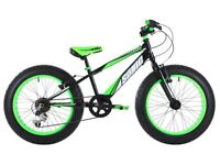 "New Sonic Bulk 20"" Fat Bicycle"
