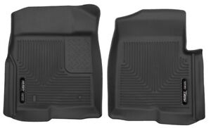 HUSKY LINERS FLOOR LINERS FOR FORD F-150. FRONT AND REAR
