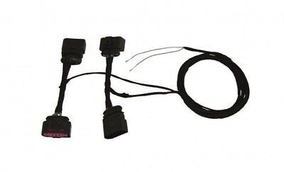 Original Kufatec Halogen on Xenon Headlight Adapter Cable for Seat Leon 1P