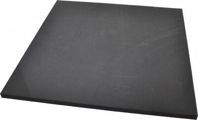 Made In Usa 12 X 12 X 38 Inch Acetal Plastic Sheet Black