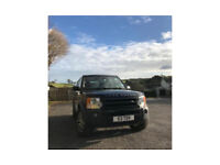 Land Rover Discovery 3 XS with Private plates