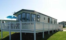 EASTER **2018** Craig Tara, Ayrshire. Luxury Caravan for hire. Veranda, Sea Views.