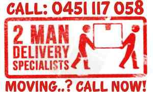 Removalists Relocations 2 Man Delivery Sydney Removalist removal Sydney City Inner Sydney Preview