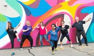 Dance Fitness, ZUMBA, Modern Line Dancing classes and  more Cambridge Kitchener Area image 3