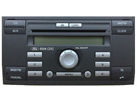 ford 6006 cd player 5 disk multi player