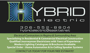 HYBRID ELECTRIC - Your Full Service Electricians