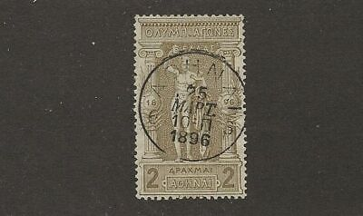 GREECE SC# 126 USED STAMP