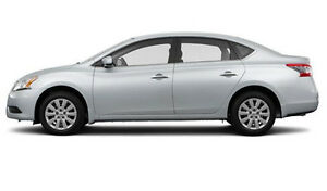 LEASE TAKEOVER : 2014 Nissan Sentra S Sedan LOW MILEAGE