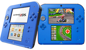 Nintendo 2ds(Comes with 4 games)
