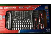 Crescent 148 piece tool set