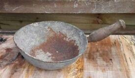 Vintage Feed Bowl
