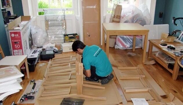 Flatpack flat pack furniture assembly handyman and ikea for Someone to assemble ikea furniture