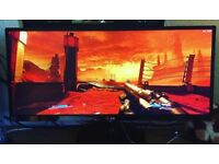 Now sold - LG Ultra-wide PC monitor