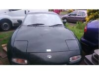 mx5 1.8 ideal project - spares or repairs - private reg - drift?