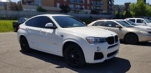 2016 BMW X4 xDrive35i GROUPE M SPORT SUPERIEUR NAVIGATION+ MAGS