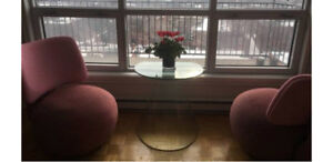 4 1/2 in Westmount, fully furnished with an Amazing View