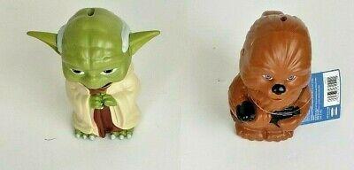 STAR WARS Character FLASHLIGHTS JAKKS Pacific Yoda Chewy Chewbacca