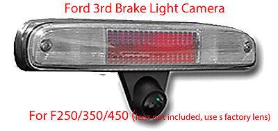 Ford 3rd Brake Light Cargo Camera 1999-2016 F250/F350/F450, 1993-2011 Ranger