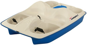 Sun Dolphin Pedal Boat, 5 person - excellent condition.