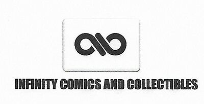 INFINITY COMICS AND COLLECTIBLES