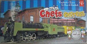 Presidents Choice- Chefs HO Gauge Train Set 10th Set