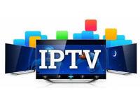 I.P.T.V . Trials available
