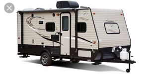 2017 Coachman Clipper 16RBD for rent
