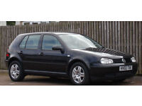 ** 1 LADY OWNER ** Volkswagen Golf Gt Tdi (130bhp) - 12 months mot (Lovely car)