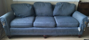 FREE Sofa for DIY Reupholstery Project