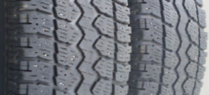 225/70 R16 (2) MotoMaster Total Terrain studdless winter tires