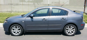 2008 Mazda 3 Safety and E-tested