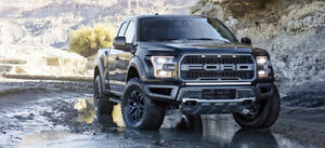 First ROUND OF 2018 SVT/FORD RAPTORS UP FOR GRABS