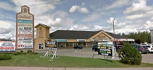 Retail or office space available in Stony Plain