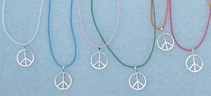 CLEARANCE  of :  New Peace, Rabbit, Owl, Cat, Dolphin Necklaces