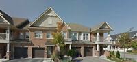 3 Bedroom, 3 Bathroom Townhome In Beautiful Stouffville