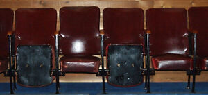 Theater Benches - seats