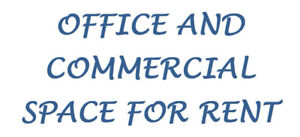 Office / Commercial / Industrial Space for Rent