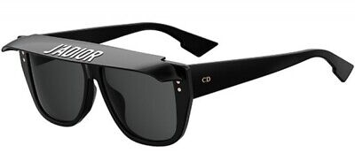 Christian DIOR CLUB 2 807/IR Black J'ADIOR Visor Women Sunglasses Authentic (Christian Dior Sunglass)