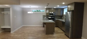 NEWLY RENOVATED LEGAL BASEMENT SUITE