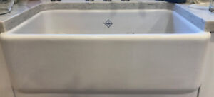 "Shaws Original 30"" Apron Sink (Brand-New in box)"