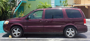 Van Chevrolet Uplander 3,9 V6 version allongée